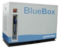 BLUE BOX-F Tankkauspiste