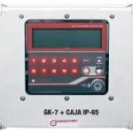 GK-7 automaatti tankkausten seurantaan