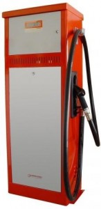 Elektroninen yhden laadun polttoaineen jakelumittari