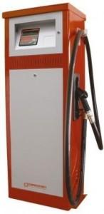 Polttoaineen jakelumittari varustettuna GK-7 automaatilla
