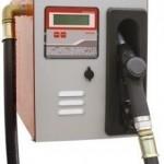 COMPACT tankkausasema varustettu elektronisella määrämittarilla